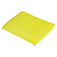 #4684, Lola Products, Amazin' Scouring Pad, Yellow