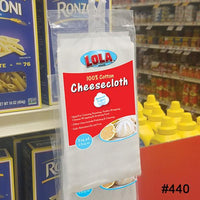 Lola® Brand Cheesecloth | COOKING | Item# 440