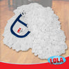 Lola Brand Flexible Dust Mop Refill, Shake Dust and Dirt Off to Clean, #2151