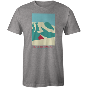 Men's T-shirt - Modern Mountain