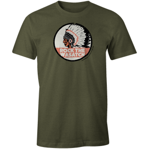 Men's T-shirt - Native American Shield