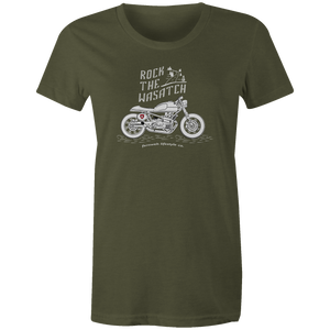 Women's T-shirt - Motorcycle