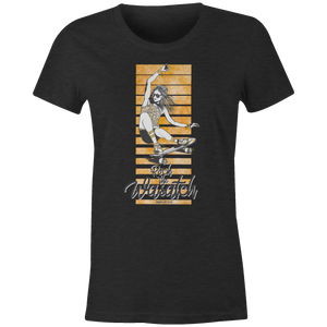 Women's T-shirt - Skater Girl