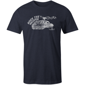 Men's T-shirt - Retro Snow Bus