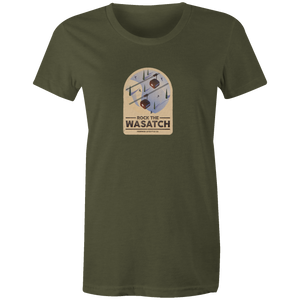Women's T-shirt - Gondolas