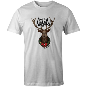 Men's T-shirt - Holiday Deer