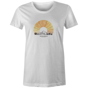 Women's T-shirt - Rising Sun