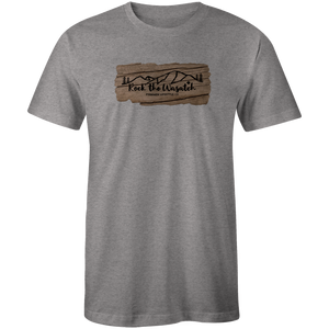 Men's T-shirt - Barnwood