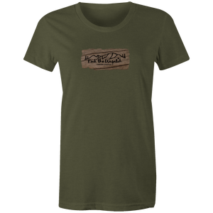 Women's T-shirt - Barnwood