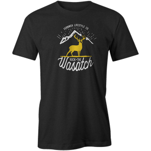 Men's T-shirt - Stag