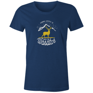 Women's T-shirt - Stag