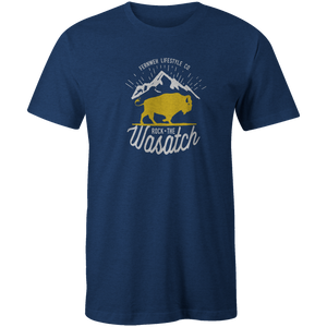 Men's T-shirt - Bison
