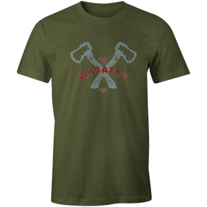 Men's T-shirt - RTW Axe