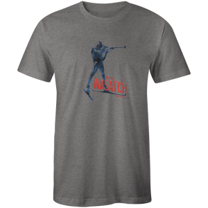Men's T-shirt - Biathlon