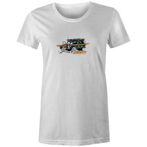 Women's T-shirt - Off Road Ranger