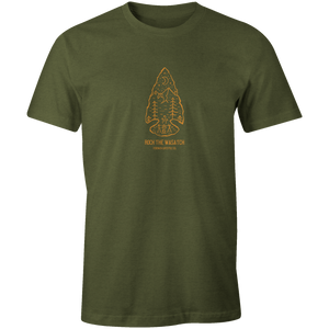 Men's T-shirt - Arrowhead
