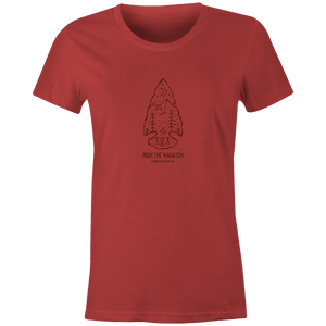 Women's T-shirt - Arrowhead