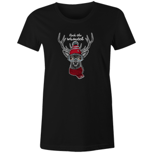 Decked Out Deer Women's