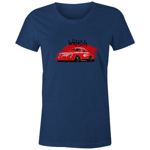 Women's T-shirt - Swiss Porsche