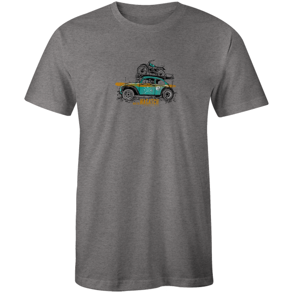 Men's T-shirt - Bug & Moto