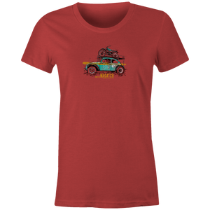 Women's T-shirt - Bug & Moto