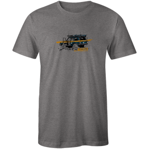 Men's T-shirt - Off Road Rover