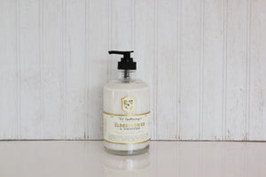 Elderflower and Vetiver Hand & Body Lotion