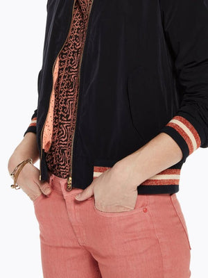 Easy Light Weight Bomber Jacket