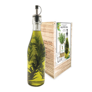 Infuse Your Own Craft Olive Oil