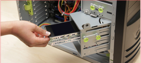 Pcie product installation instructions – three color dogfish