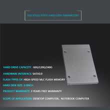 Load image into Gallery viewer, OEM SSD SATA3 III 2.5 Inch Internal Solid State Drive PC Laptop Hard Drive