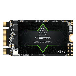 Kingshark M.2 2242 SSD Ngff High-Performance Hard Drive for Desktop Laptop