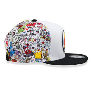 Beck cartoon hat