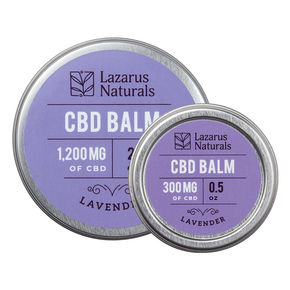 Full Spectrum Lavender Balm by Lazarus Naturals