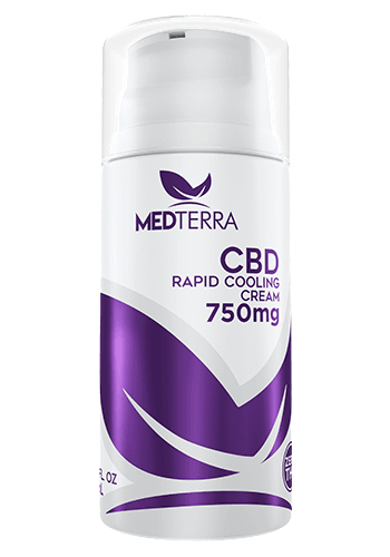 Medterra Topical Cooling Cream - CBD vs THC, CBDistillery, Medterra, Elixinol, CBD Vape Juice