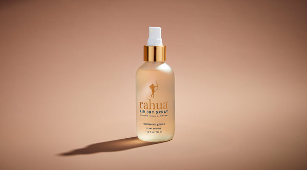 INTRODUCING - RAHUA AIR DRY SPRAY