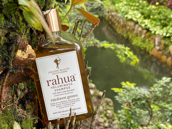 Save the Rainforest With Your Beauty Routine