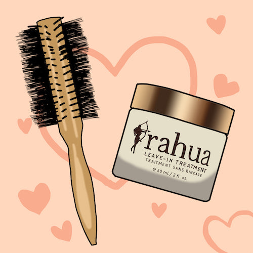 Matches Made in Heaven: The Brush to Your Styling Product