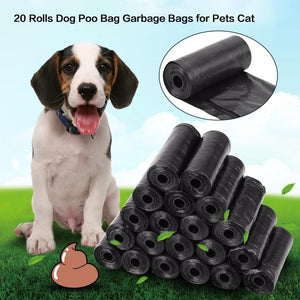 Coast FX Dog Poop Bag Refills - 20 Rolls, 300 Count