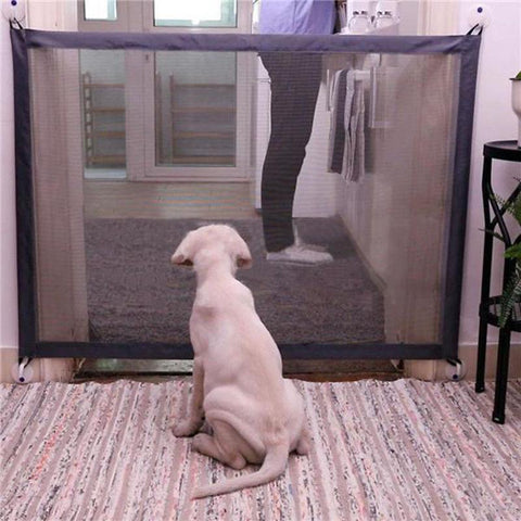 Image of Indoor Dog Gate - Perfect For Keeping Pets Where You Want