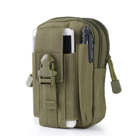 Image of Multifunctional MOLLE Hunting Camping Waist Belt Bag