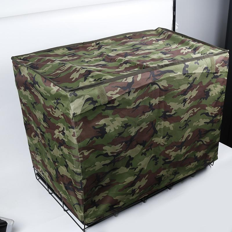 Camouflage Waterproof Polyester Crate Cover