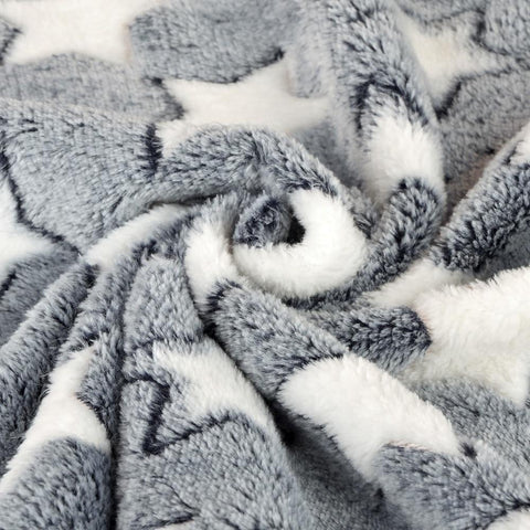 Image of Soft Warm Pet Dog Blanket