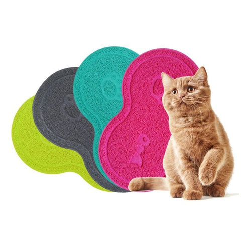 Image of Pet Food & Water Bowl Mat