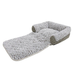 3-Way Pet Dog Cushion Bed Mat