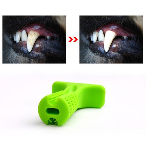 Brush FX - World's Most Effective Dog Toothbrush Stick