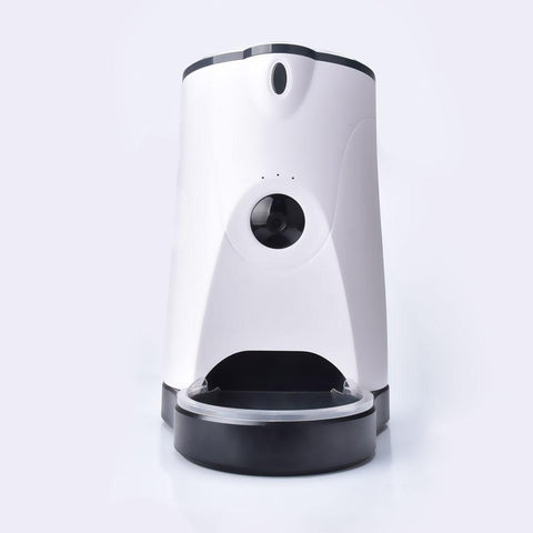 Smart Pet Feeder With Waterer
