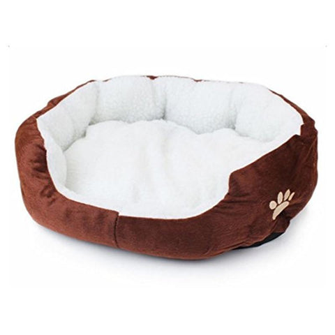 Image of Soft Nest Cushion Pet Bed