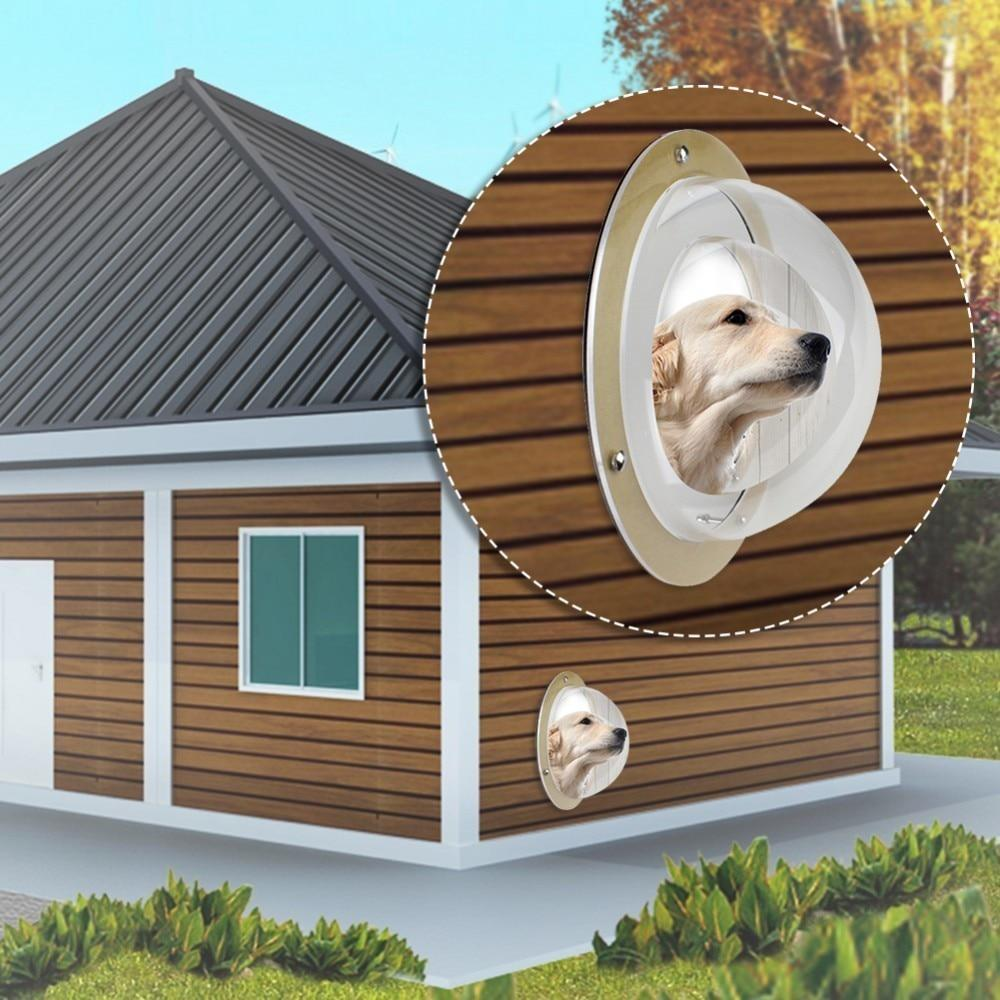 Small Fence Window For Pets