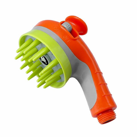 Image of Pet Grooming Massage Shower Sprayer